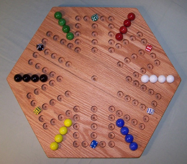 AGGRAVATION Game Board Instructions | Charlie\'s Woodshop