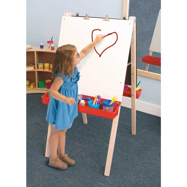 Whitney Brothers Adjustable Double Easel